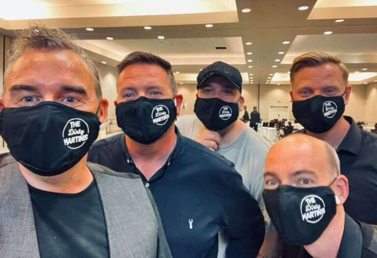 Mask up for 2021 return of live music