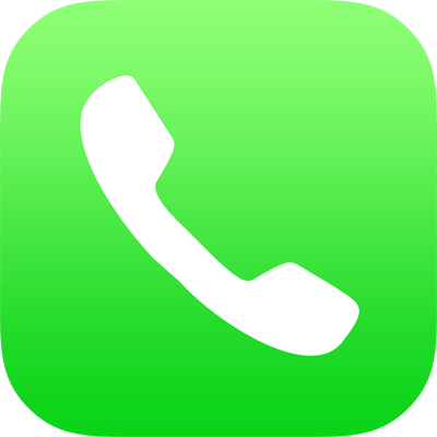 iPhone Call Coloured Icon
