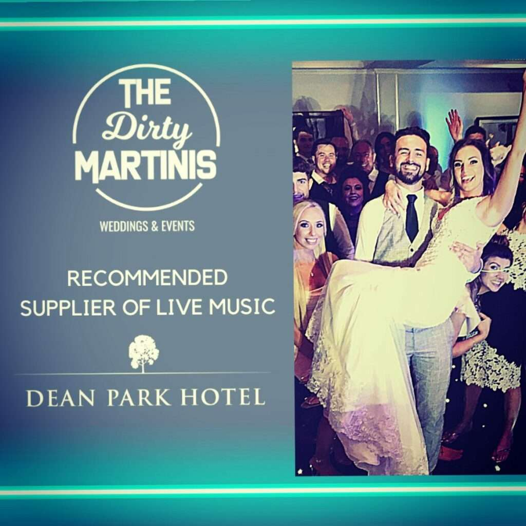 Dean Park Hotel Christmas and New Year Party Nights 2021