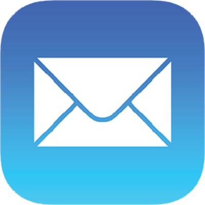 iPhone Email Coloured Icon