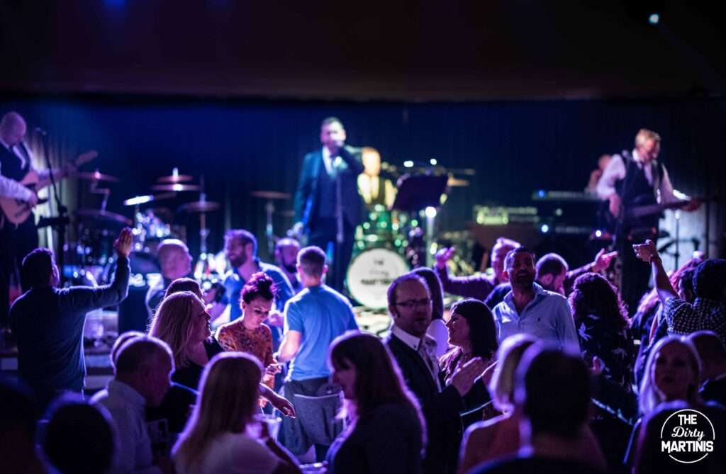 Five reasons why you should book a live band for your wedding or event 2021